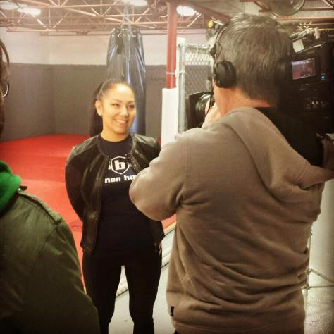 Shana Pasapa, Jiu-Jitsu/MMA