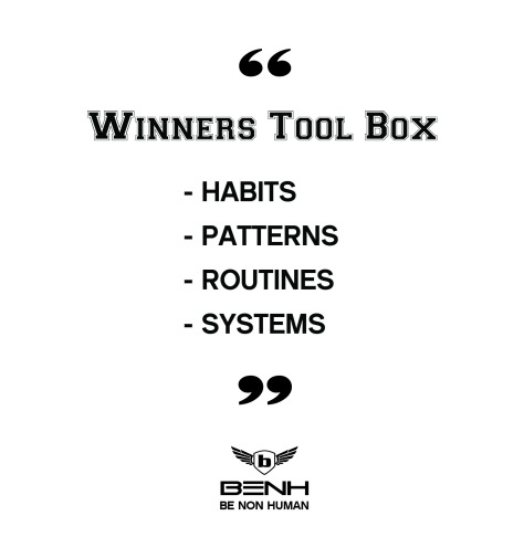 BENH Quote Winners Tool Box